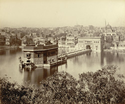 The Golden Temple [Hari Mandir], Amritsar.